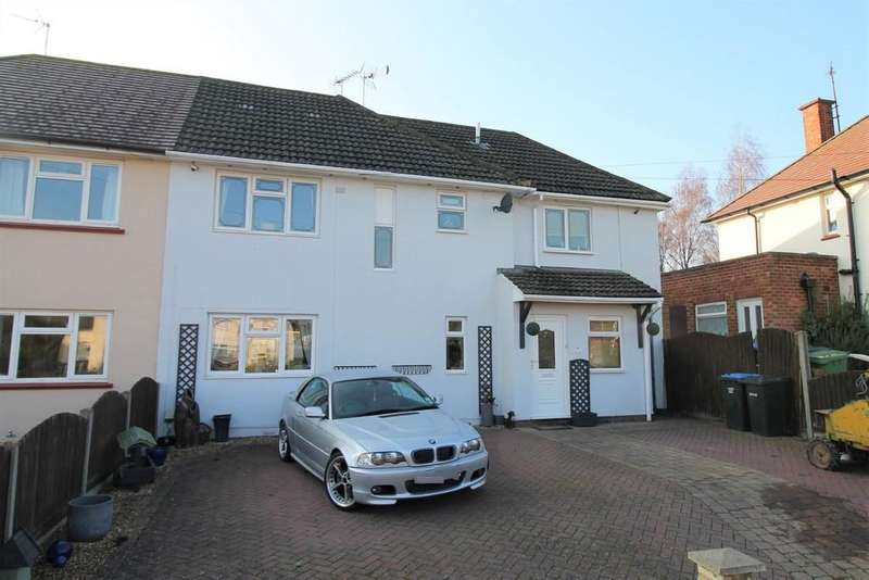 4 Bedrooms Semi Detached House for sale in Meadow Street, Market Harborough