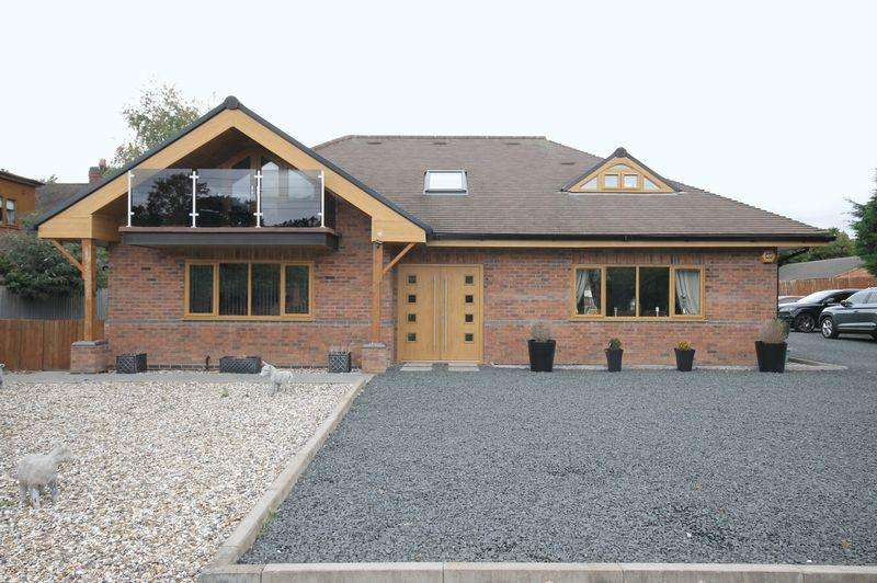 4 Bedrooms Detached House for sale in Croft Lane, Gailey, Stafford