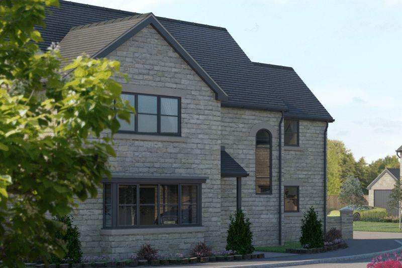 4 Bedrooms Detached House for sale in Plot 10 Horbury View, Ossett