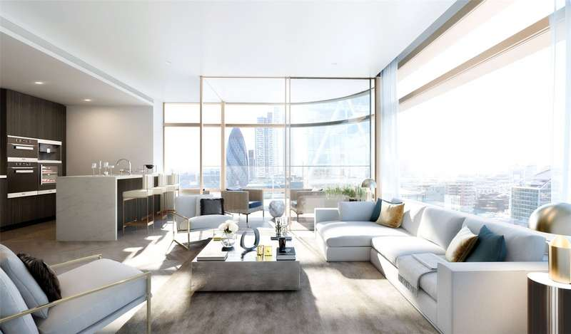 1 Bedroom Flat for sale in Principal Place Worship Street London