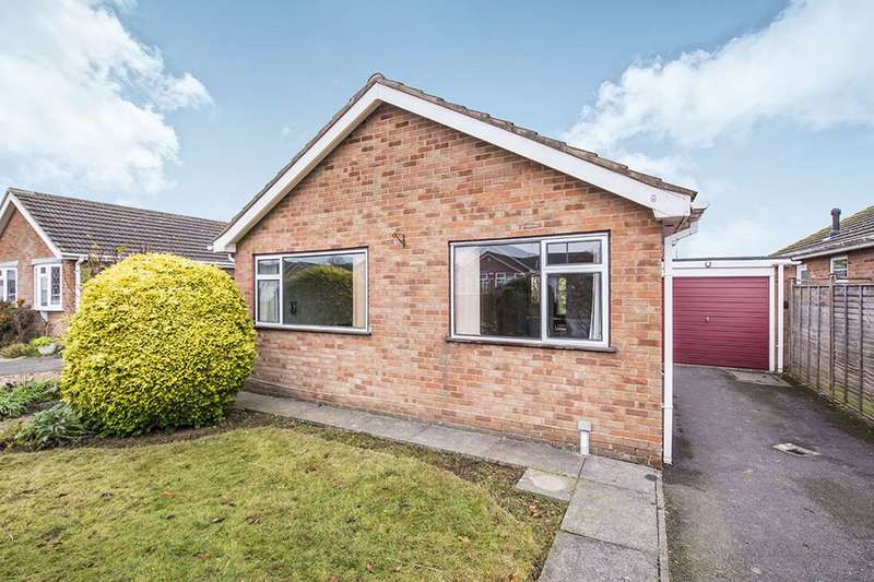 2 Bedrooms Detached Bungalow for sale in Sutton Close, Hinckley, LE10