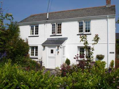 3 Bedrooms Detached House for sale in Cubert, Newquay, Cornwall