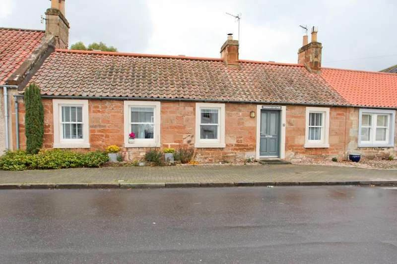 2 Bedrooms Cottage House for sale in Main Street, Kilconquhar, Leven