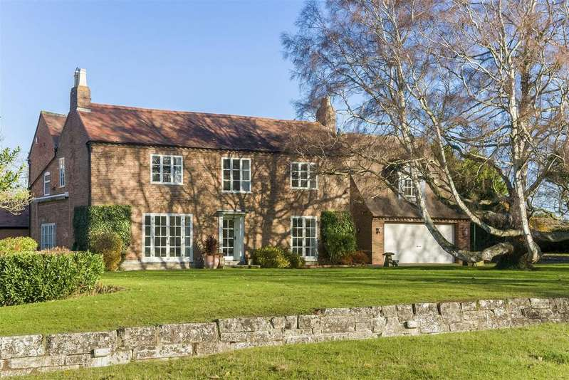 5 Bedrooms Detached House for sale in Station Road, Offenham, Evesham, Worcestershire