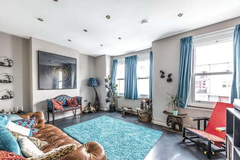 2 Bedrooms Flat for sale in Whorlton Road, Peckham Rye