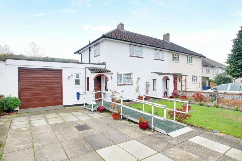 4 Bedrooms Semi Detached House for sale in Keynes Road, Cambridge