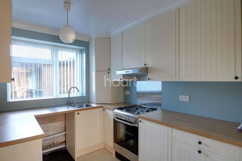 2 Bedrooms Flat for sale in South Luton Apartment