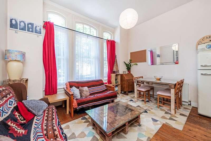 2 Bedrooms Flat for sale in Aubert Park, London