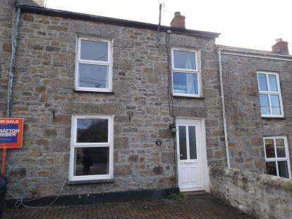 3 Bedrooms Terraced House for sale in Beacon, Camborne, Cornwall