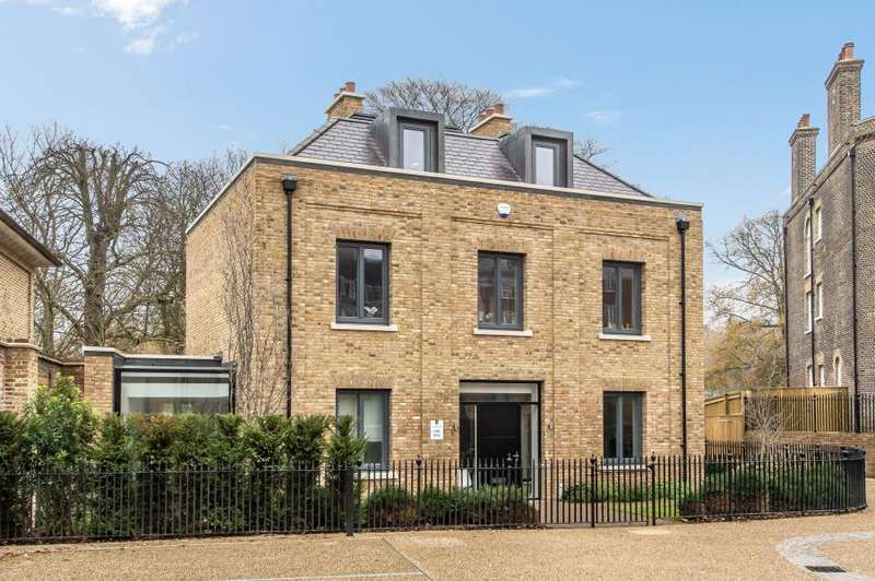 4 Bedrooms Detached House for sale in The Mansfield, Ancaster Gate, Richmond Hill