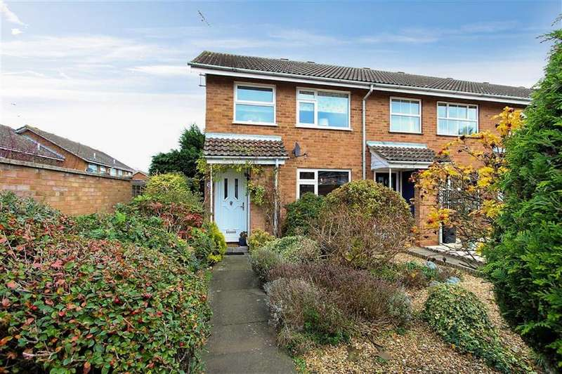 3 Bedrooms End Of Terrace House for sale in Centauri Close, Leighton Buzzard