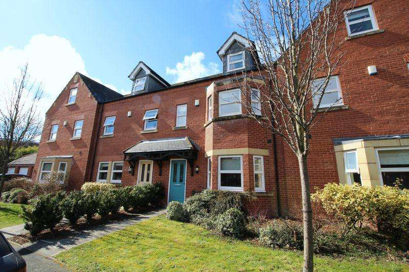 4 Bedrooms House for sale in Grosvenor Gardens, off Gerald Street, Wrexham