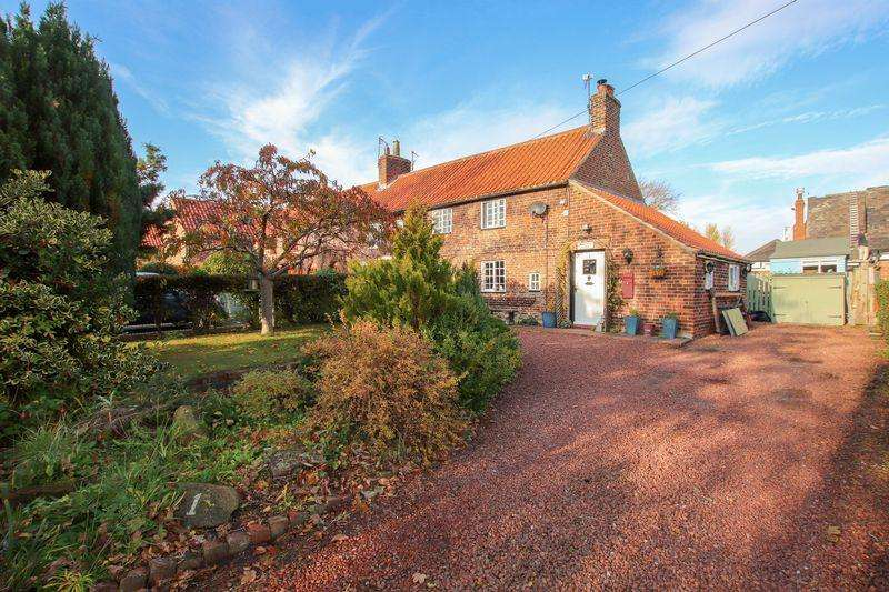 2 Bedrooms Cottage House for sale in Yearby Road, Redcar