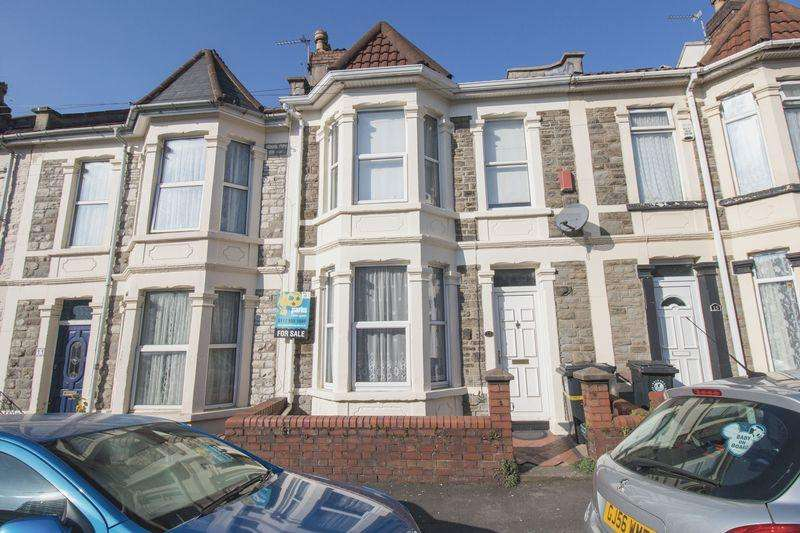 2 Bedrooms Terraced House for sale in Whitehall, Bristol