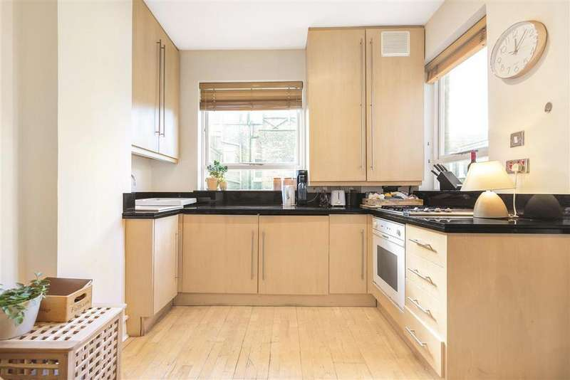 1 Bedroom Flat for sale in Crookham Road, SW6