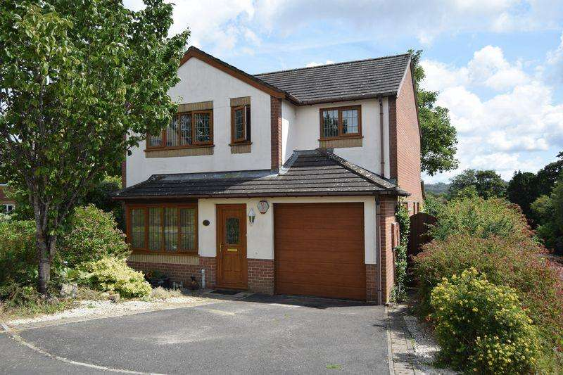 4 Bedrooms Detached House for sale in The Beeches, Beaminster