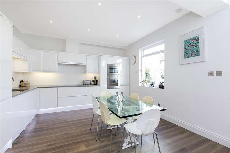 2 Bedrooms Mews House for sale in Abbeville Road, SW4