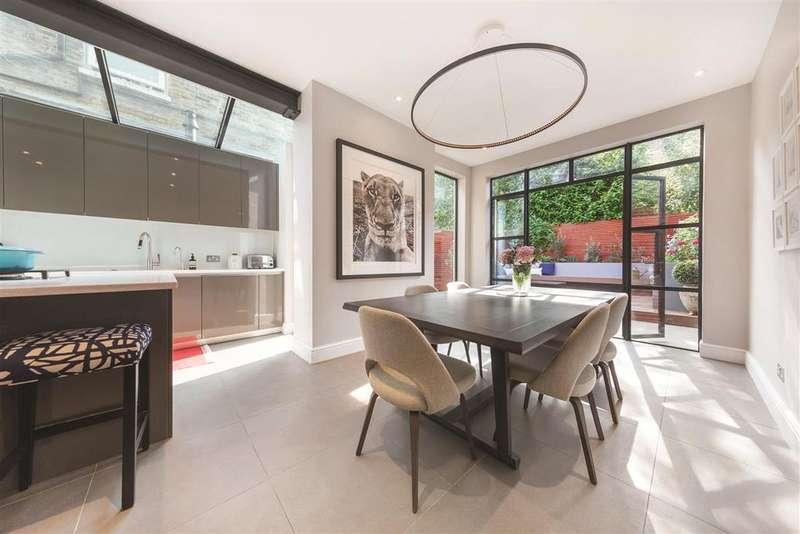 4 Bedrooms Terraced House for sale in Honeybrook Road, SW12