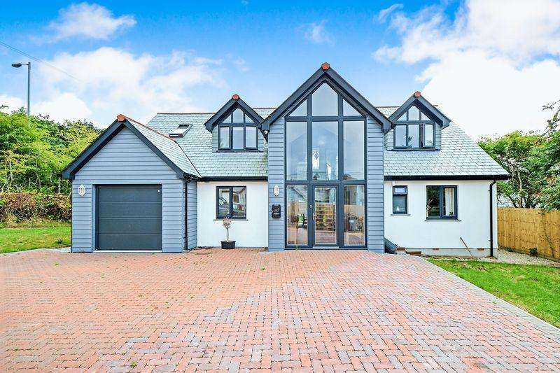 4 Bedrooms Detached House for sale in High Street, St. Austell