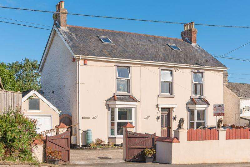 5 Bedrooms House for sale in Canonstown, Hayle