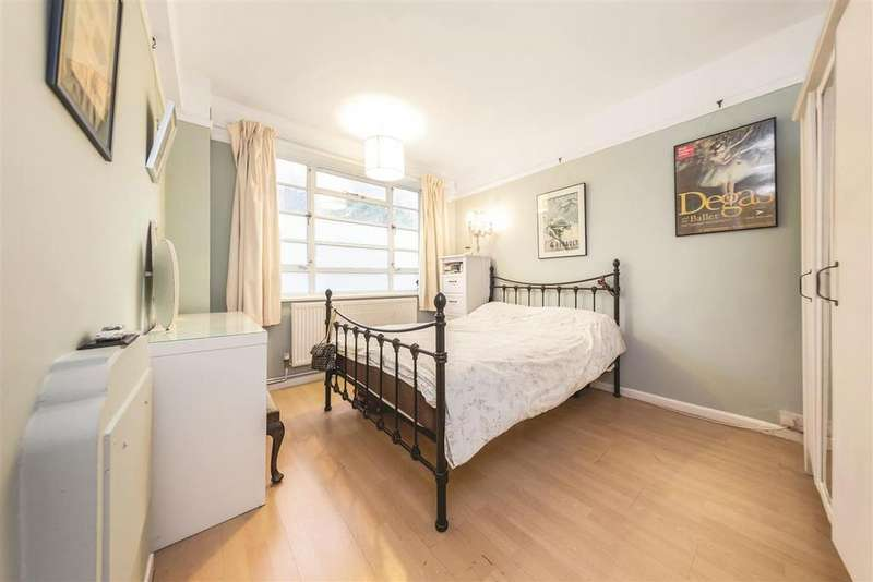 1 Bedroom Flat for sale in Brixton Hill, SW2