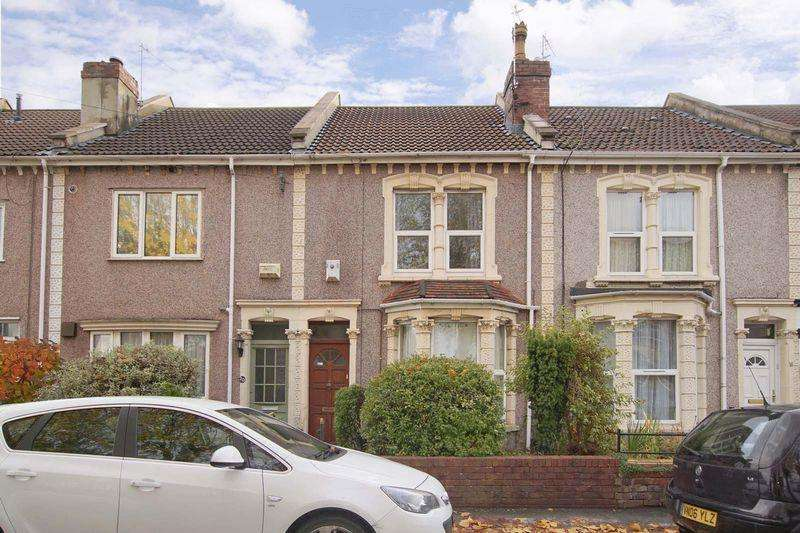 2 Bedrooms Terraced House for sale in Victoria Avenue, Bristol