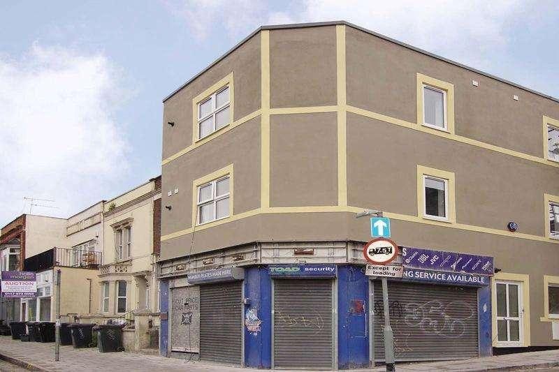 3 Bedrooms Apartment Flat for sale in Salisbury Street, St George, Bristol, BS5 8EE