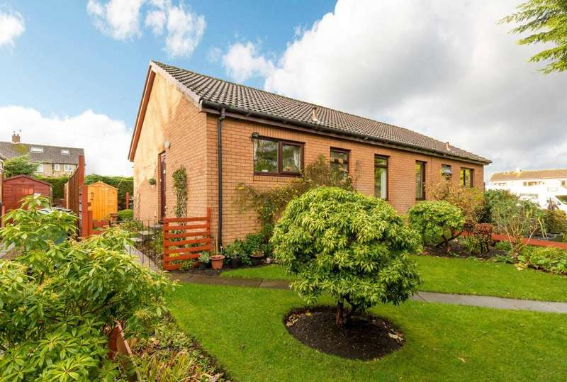 2 Bedrooms Semi Detached Bungalow for sale in 3 Ferryburn Green, South Queensferry, EH30 9QT