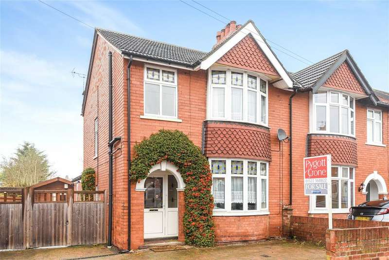 3 Bedrooms Semi Detached House for sale in Mount Street, Lincoln, LN1