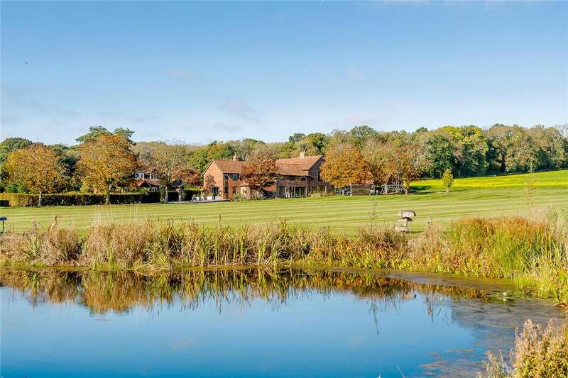 6 Bedrooms Detached House for sale in Winter Hill Road, Cookham Dean, Berkshire, SL6