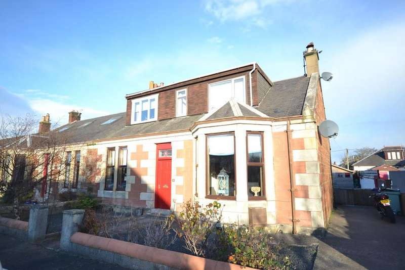2 Bedrooms Ground Flat for sale in 4 Carrick Place, Prestwick, KA9 1RT