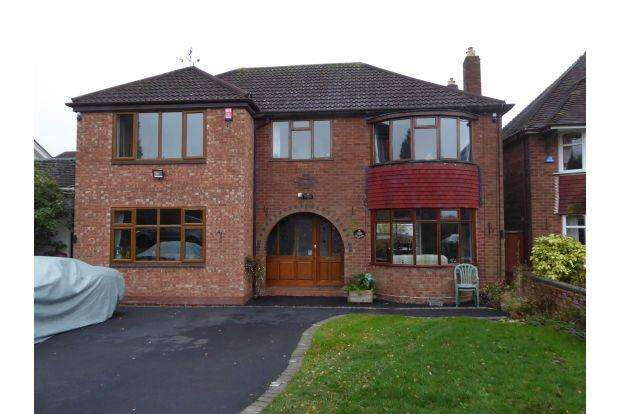 5 Bedrooms House for sale in PARK HALL ROAD, WALSALL