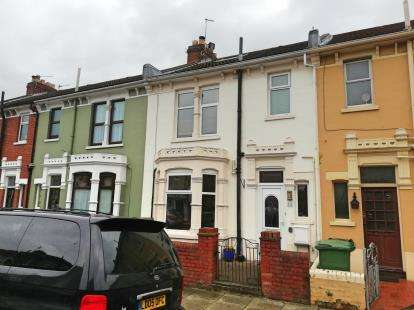 4 Bedrooms Terraced House for sale in Milton, Southsea, Hampshire