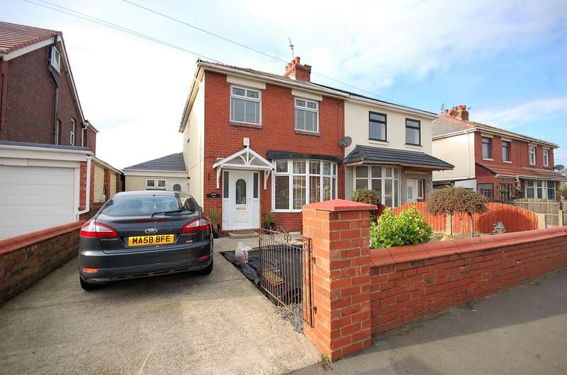 4 Bedrooms Semi Detached House for sale in Westgate Road, Lytham St Annes