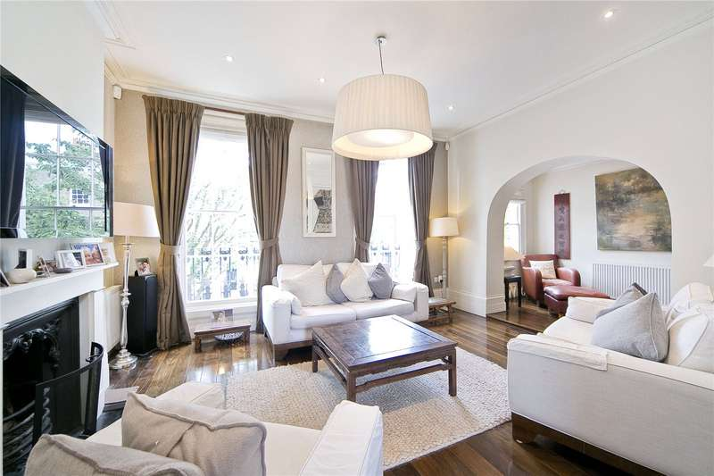 5 Bedrooms Terraced House for sale in Hemingford Road, Barnsbury, N1