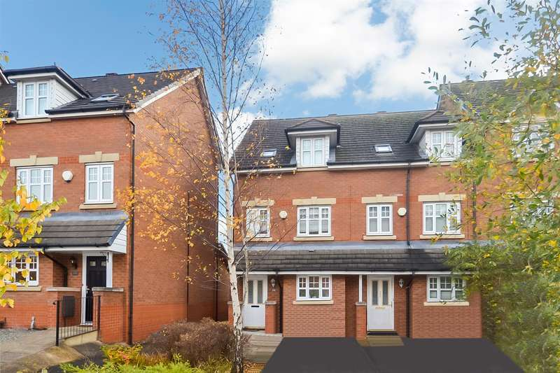 3 Bedrooms Town House for sale in Fog Lane, Manchester
