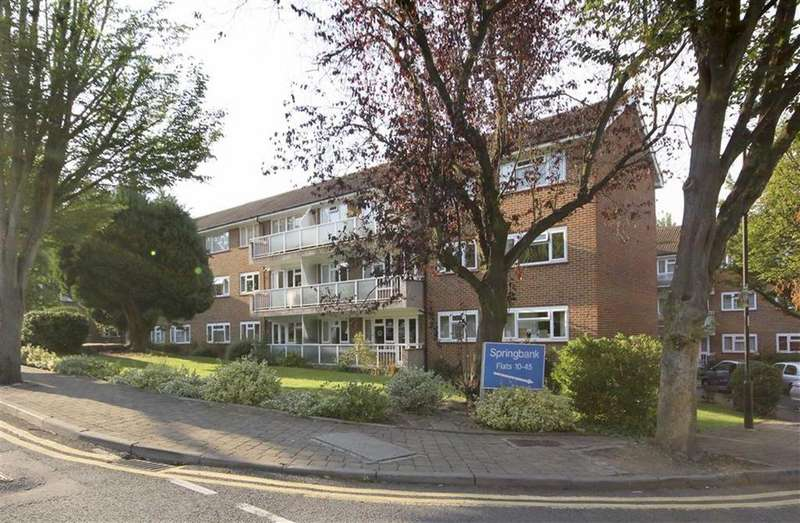 3 Bedrooms Flat for sale in Springbank, Winchmore Hill