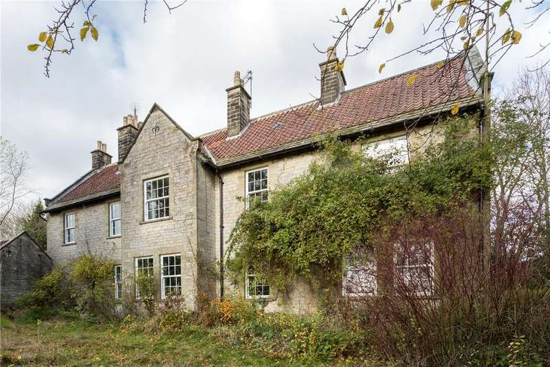 5 Bedrooms Detached House for sale in Main Road, Beadlam, York, North Yorkshire, YO62