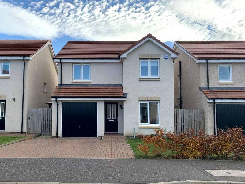 4 Bedrooms Detached House for sale in 7 Arran Marches, Musselburgh, EH21 7DQ