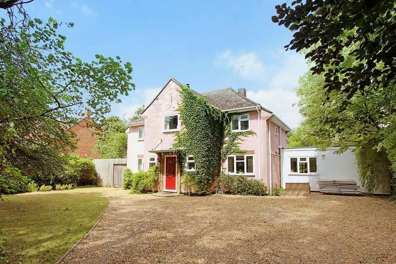 4 Bedrooms Detached House for sale in Bourn Bridge Road, Little Abington, CAMBRIDGE, CB21