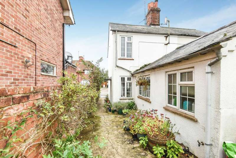 2 Bedrooms Cottage House for sale in St Johns Road, Thatcham, RG19
