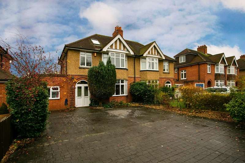 4 Bedrooms Semi Detached House for sale in Monks Way, Reading