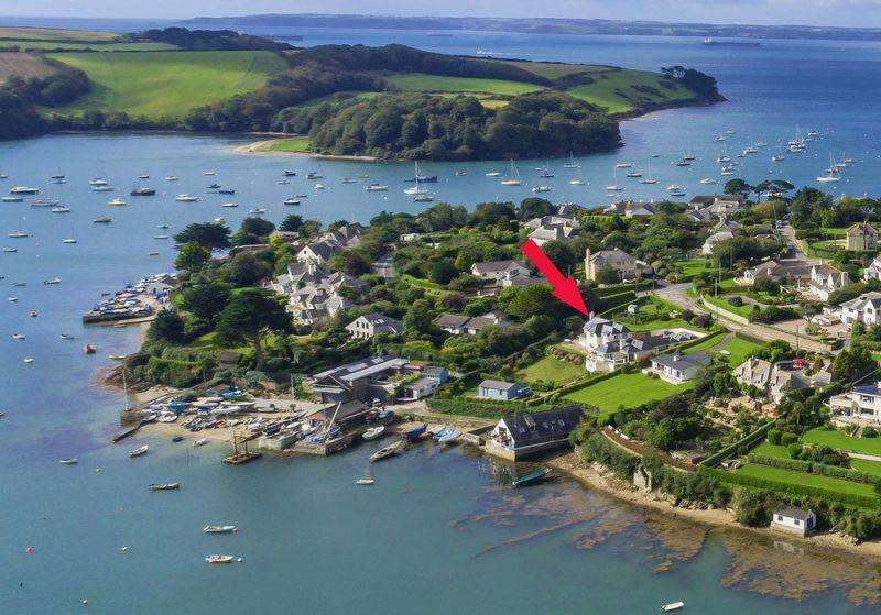 6 Bedrooms Detached House for sale in Exclusive St Mawes (With Foreshore)