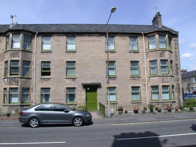 3 Bedrooms Flat for sale in 1/R 209 Glasgow Road, Dumbarton G82