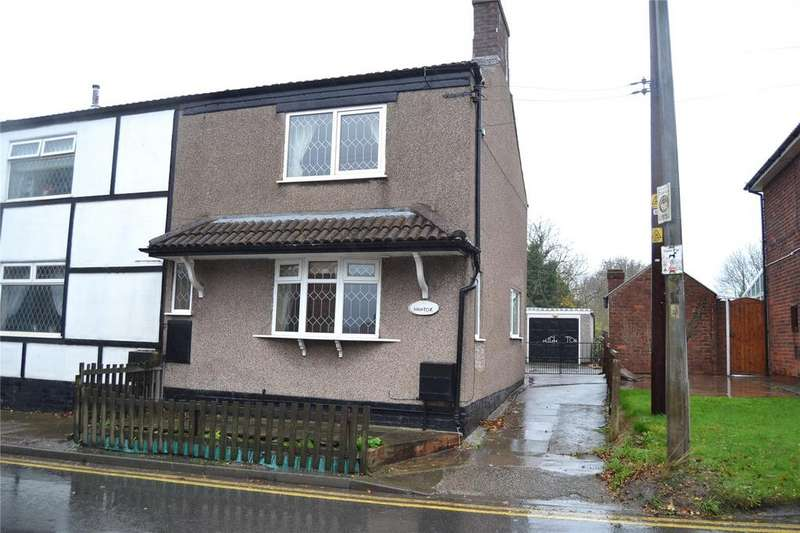 2 Bedrooms Semi Detached House for sale in Spruce Lane, Ulceby, North Lincolnshire, DN39