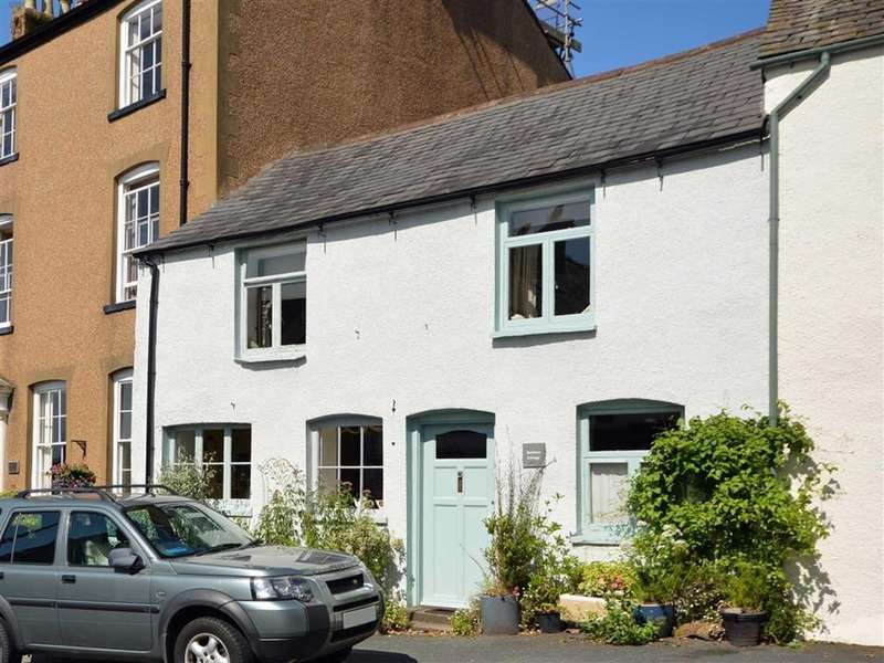 2 Bedrooms Terraced House for sale in Griffin Street, Broughton In Furness, Cumbria