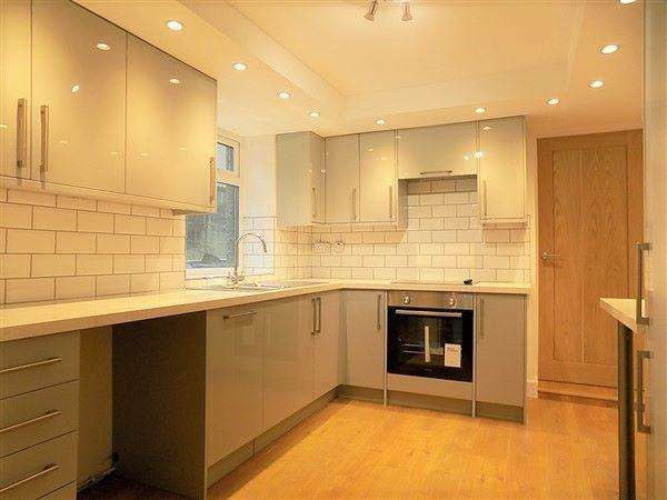 3 Bedrooms End Of Terrace House for sale in Cwm Cottage Road, Abertillery, NP13 1AT