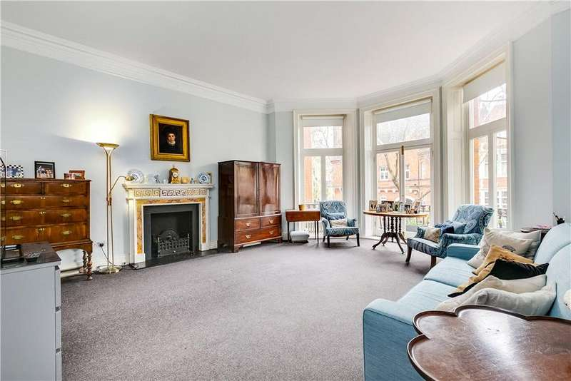3 Bedrooms Flat for sale in Drayton Gardens, Chelsea, London, SW10