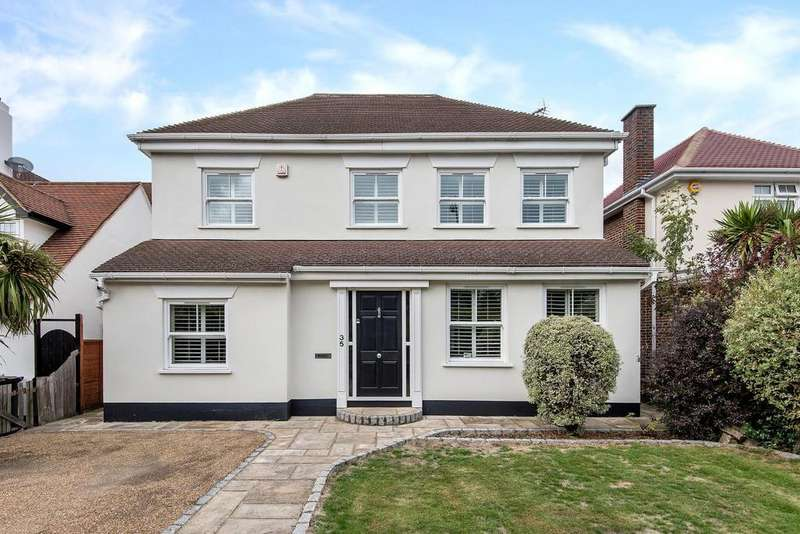 5 Bedrooms Detached House for sale in Hayes Lane, Beckenham
