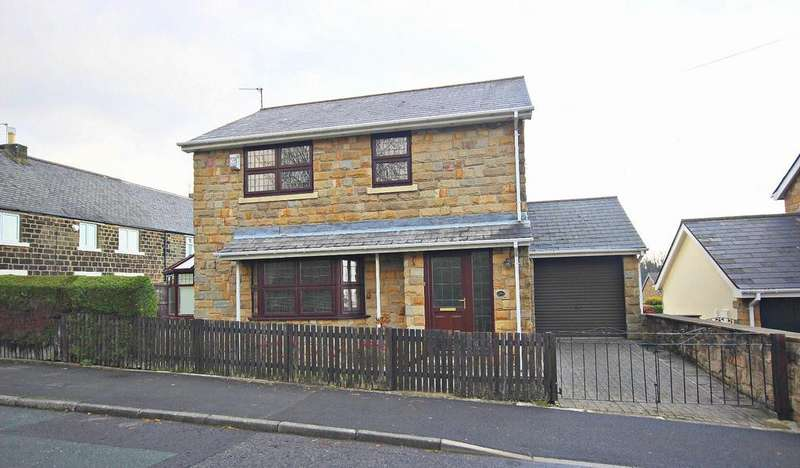 3 Bedrooms Detached House for sale in Station Road, Beamish, Stanley